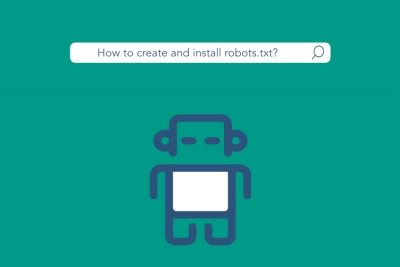 How to create and install robots.txt file