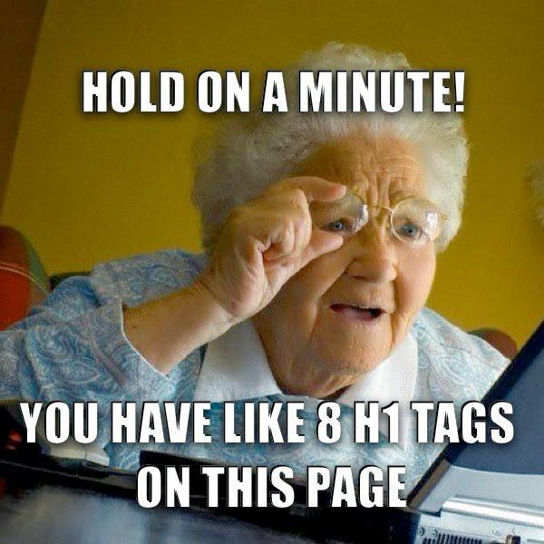 Meta Description Meme Of Web Developer