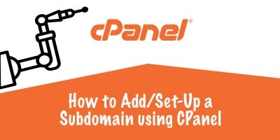 How to create and set-up subdomain in Cpanel and install wordpress
