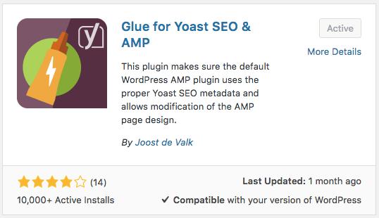 Yoast SEO Glue