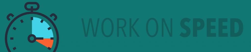 Work On Website Speed