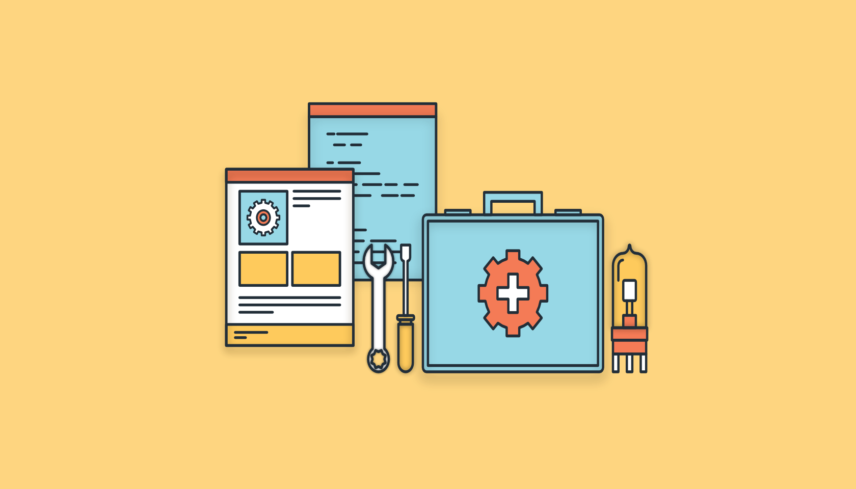 200 Blogging Tools Featured Image
