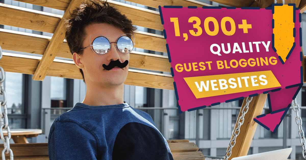 The Massive Directory Of 1,400+ Quality Guest Blogging Websites | Solvid