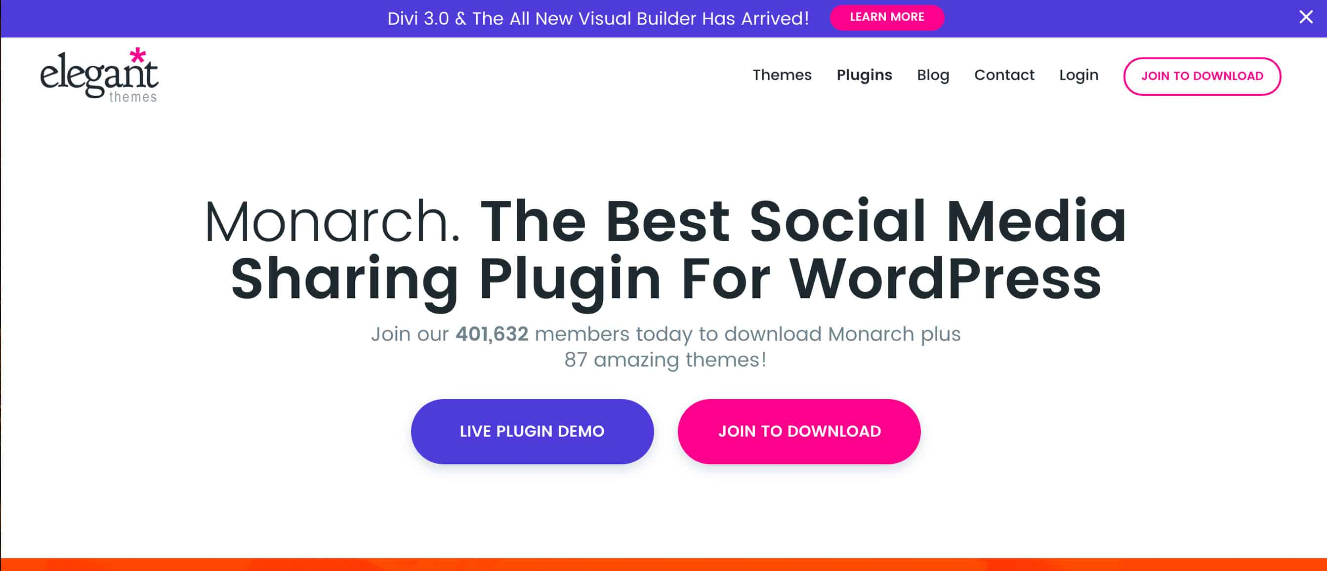 Purchasing Monarch Social Plugin
