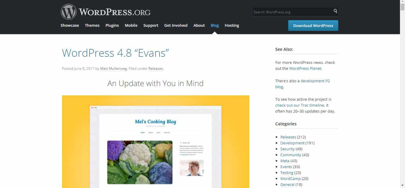 Official WordPress Blog