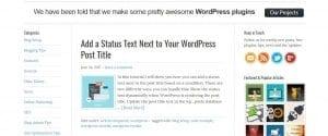 Tips & Tricks HQ WordPress Blog
