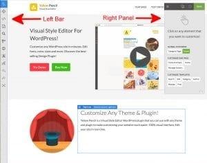 Configuring Yellow Pencil CSS Editor