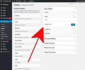 Adding RSS Feed Widget To WordPress