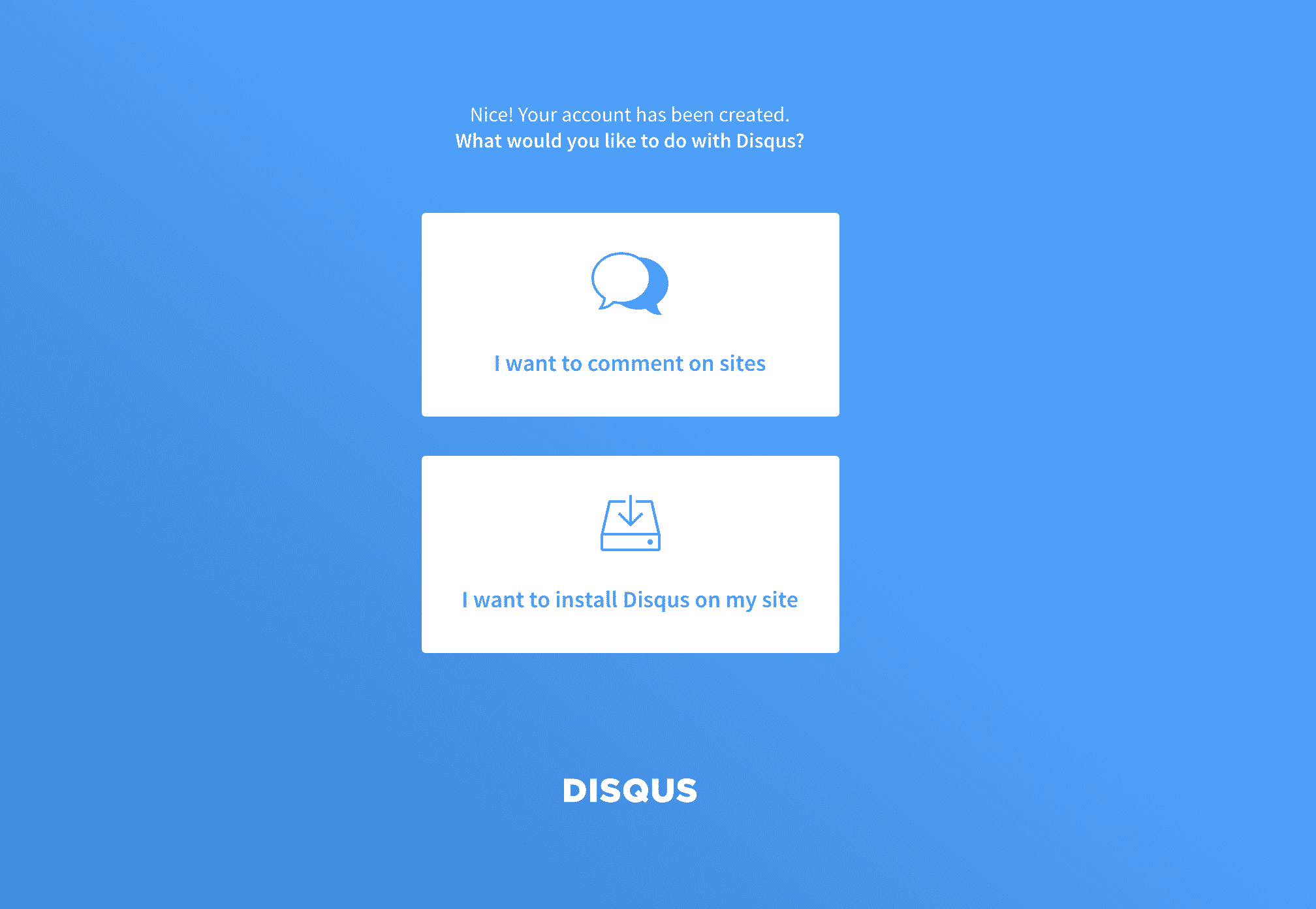 Install Disqus On My Websites