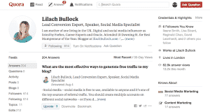 Lilach Bullock on Quora