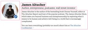 Great Quora Profile Bio