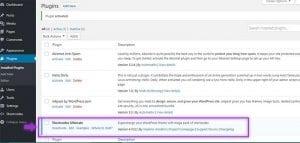 Wordpress New Plugin Screen