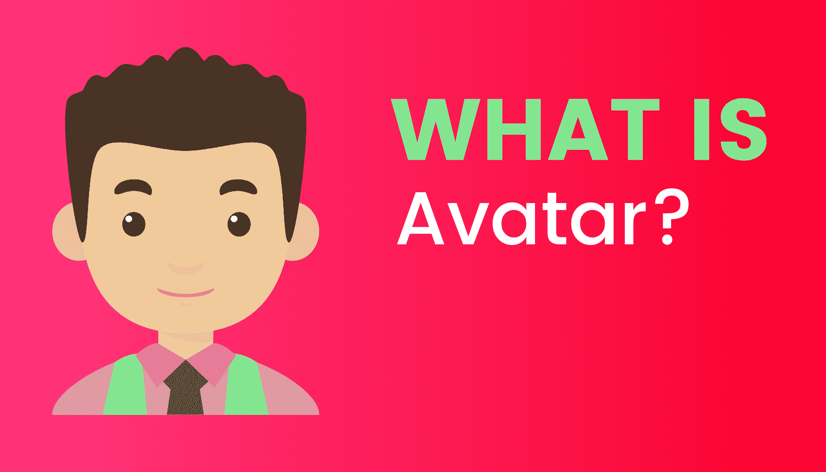 What is: Avatar (Profile Image)?