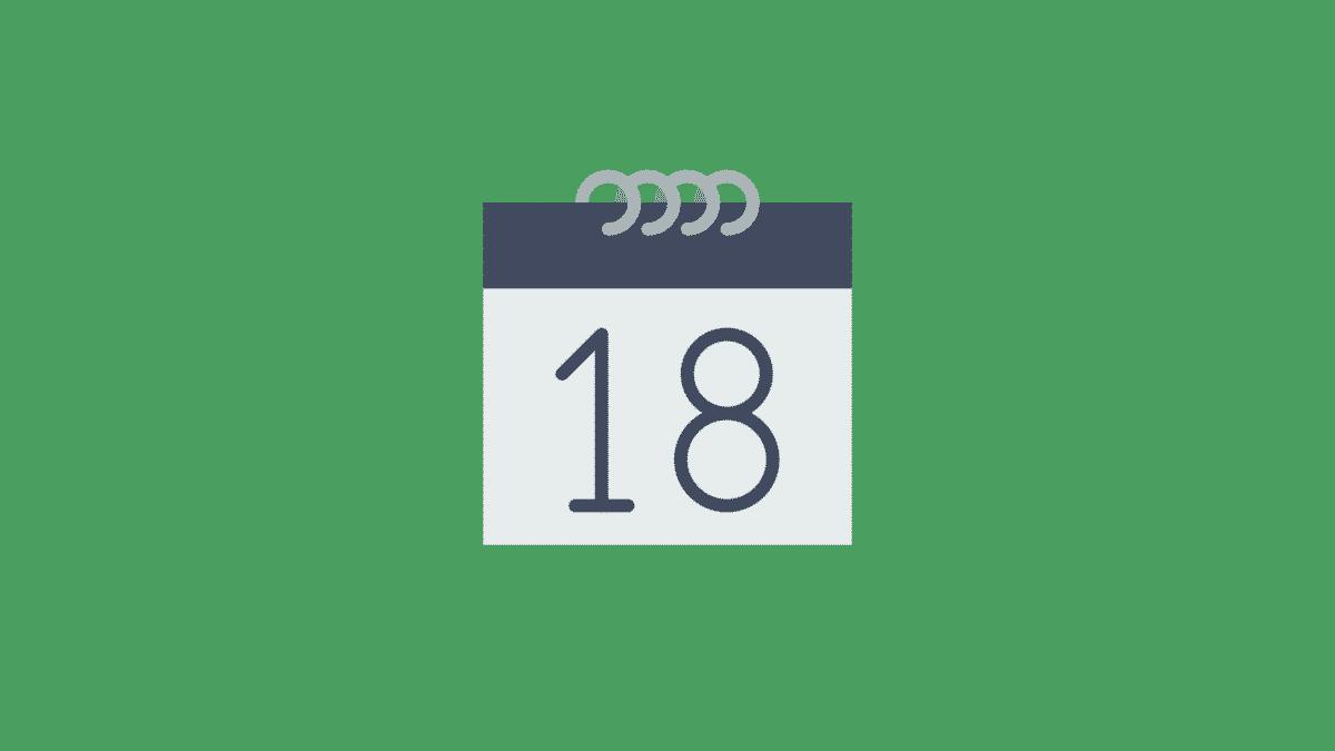 Scheduling blog post