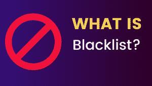 What's Blacklist?