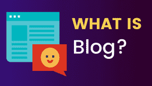 What's Blog?