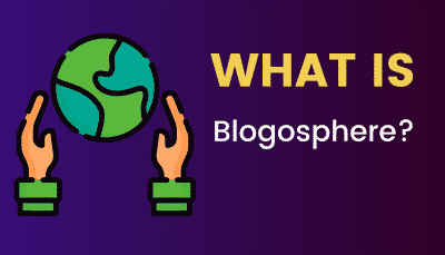 What's Blogosphere