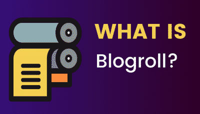 What's Blogroll?