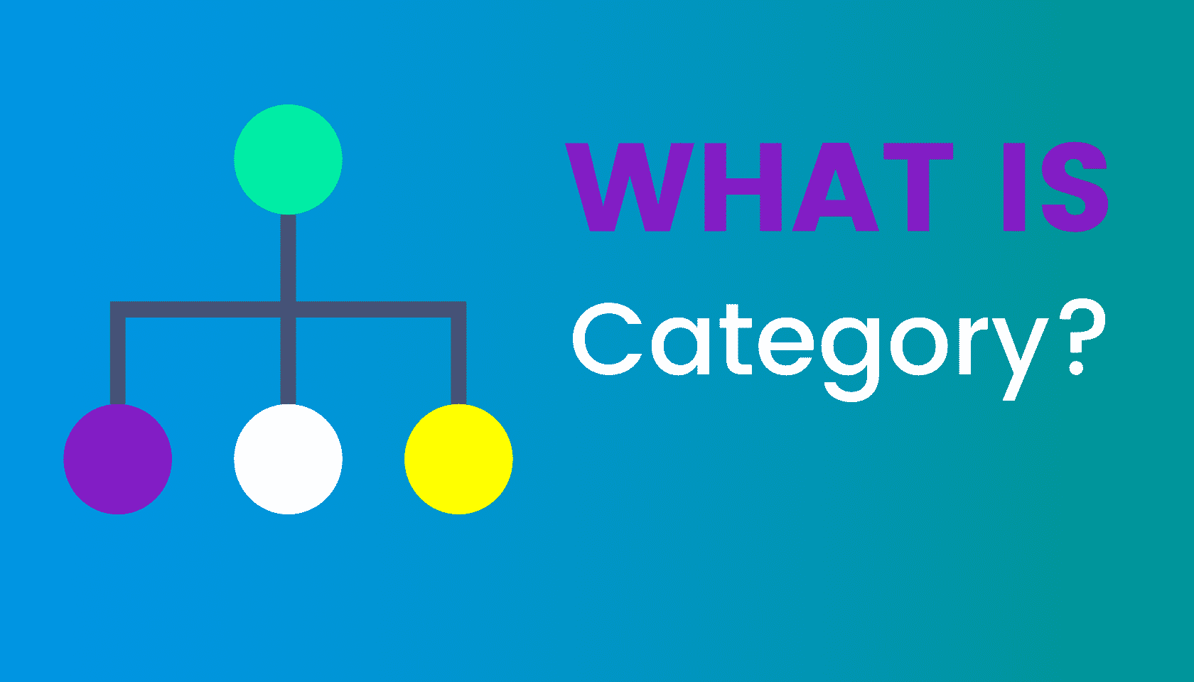 What is: Category (Categories)