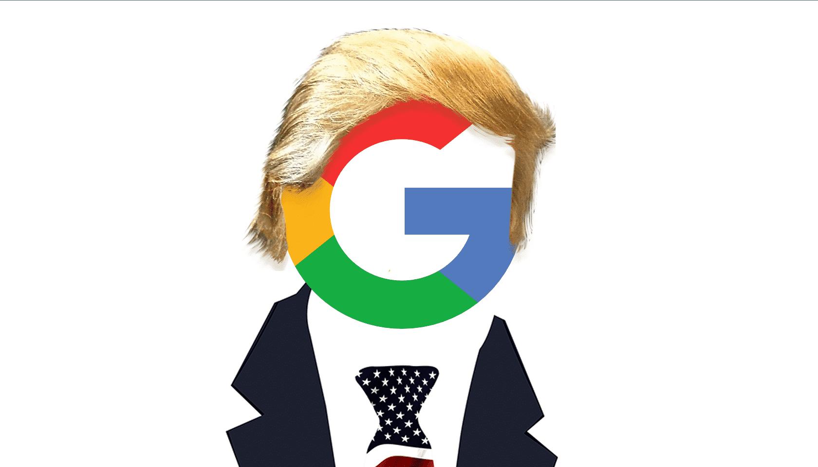 3 Similarities Between Google's Algorithms and Trump