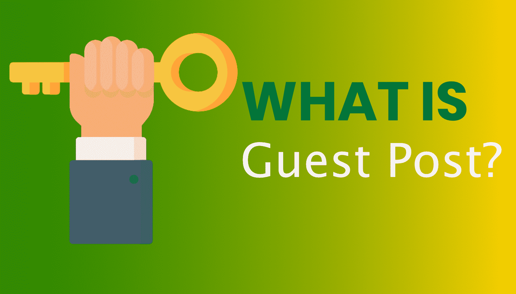 What is: Guest Post (Blogging)