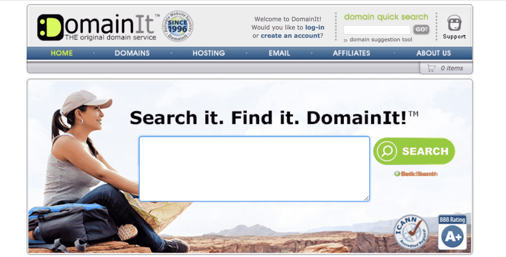 Website name suggestion tool  Dot  2019-05-18