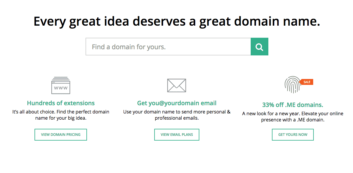 Hover Domains