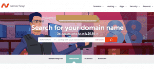 Namecheap - The Best Domain Name Registrar