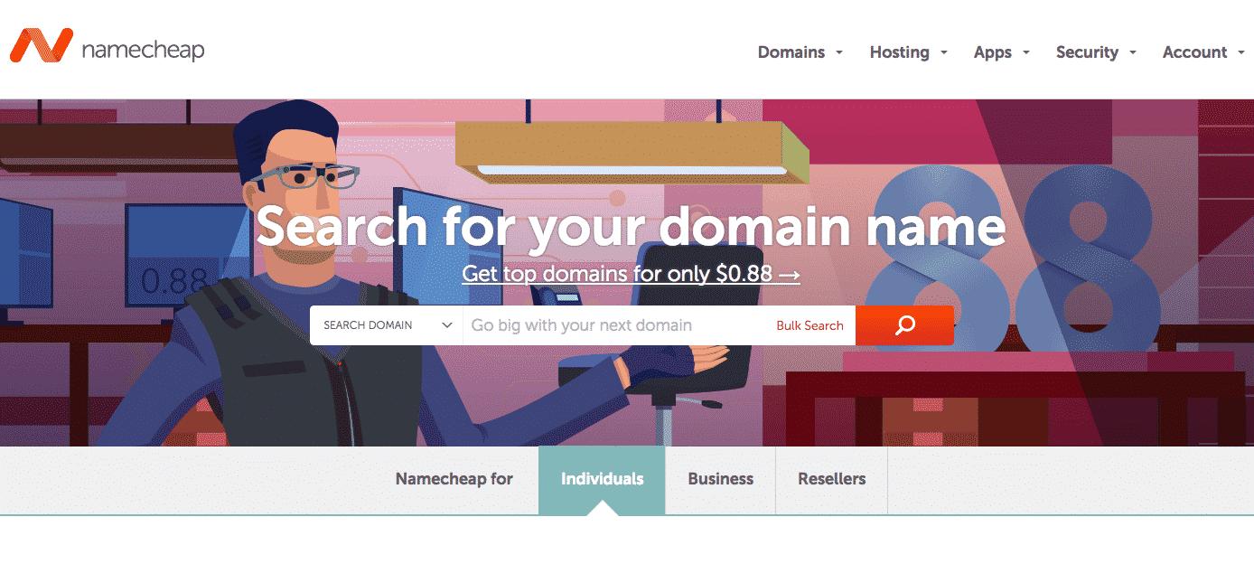 Namecheap - The Best Domain Name Registrar