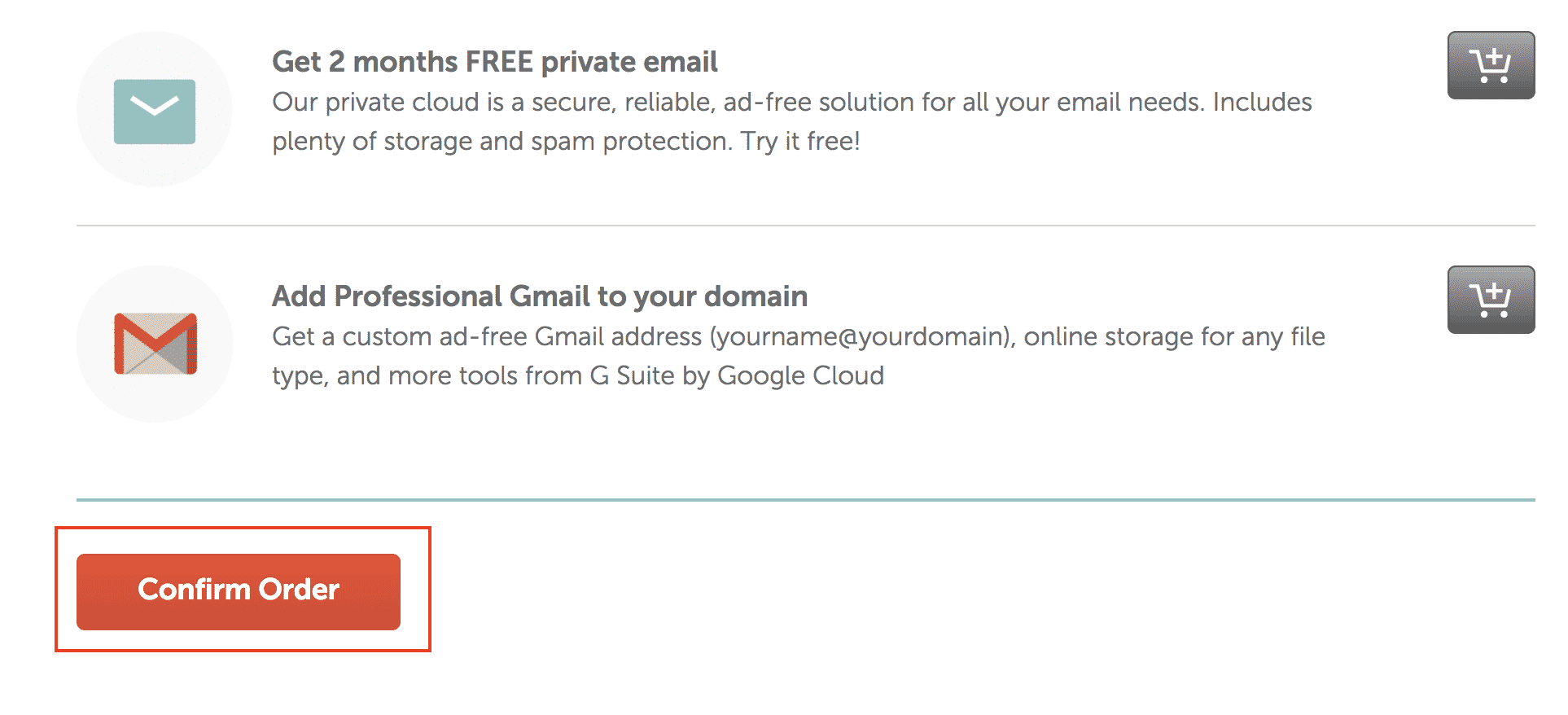 Buying a domain name