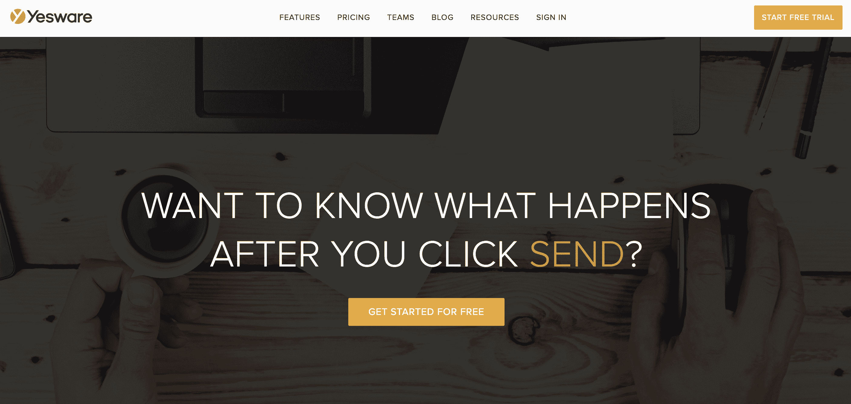 Yesware Email Service