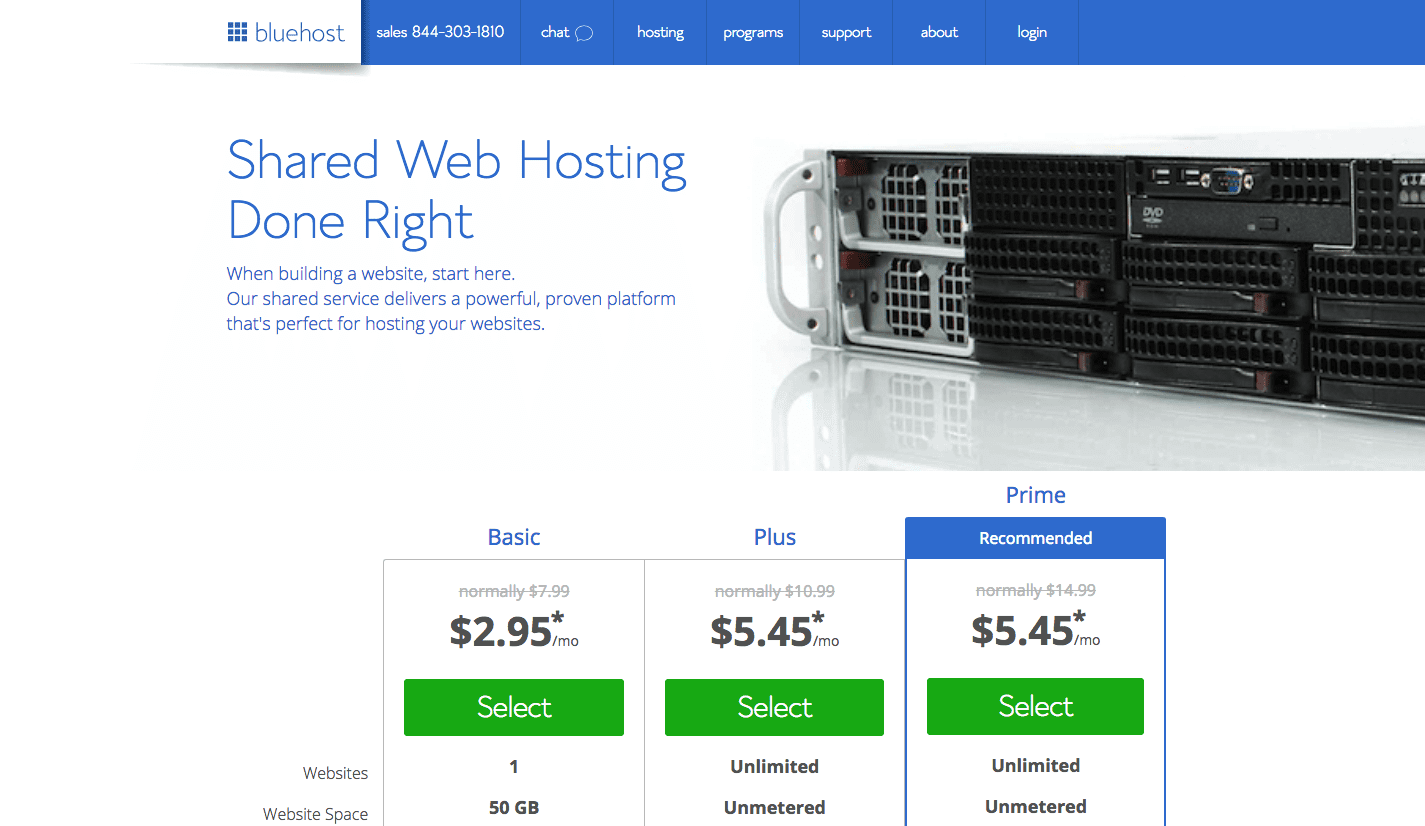 Bluehost Free .Com Domain