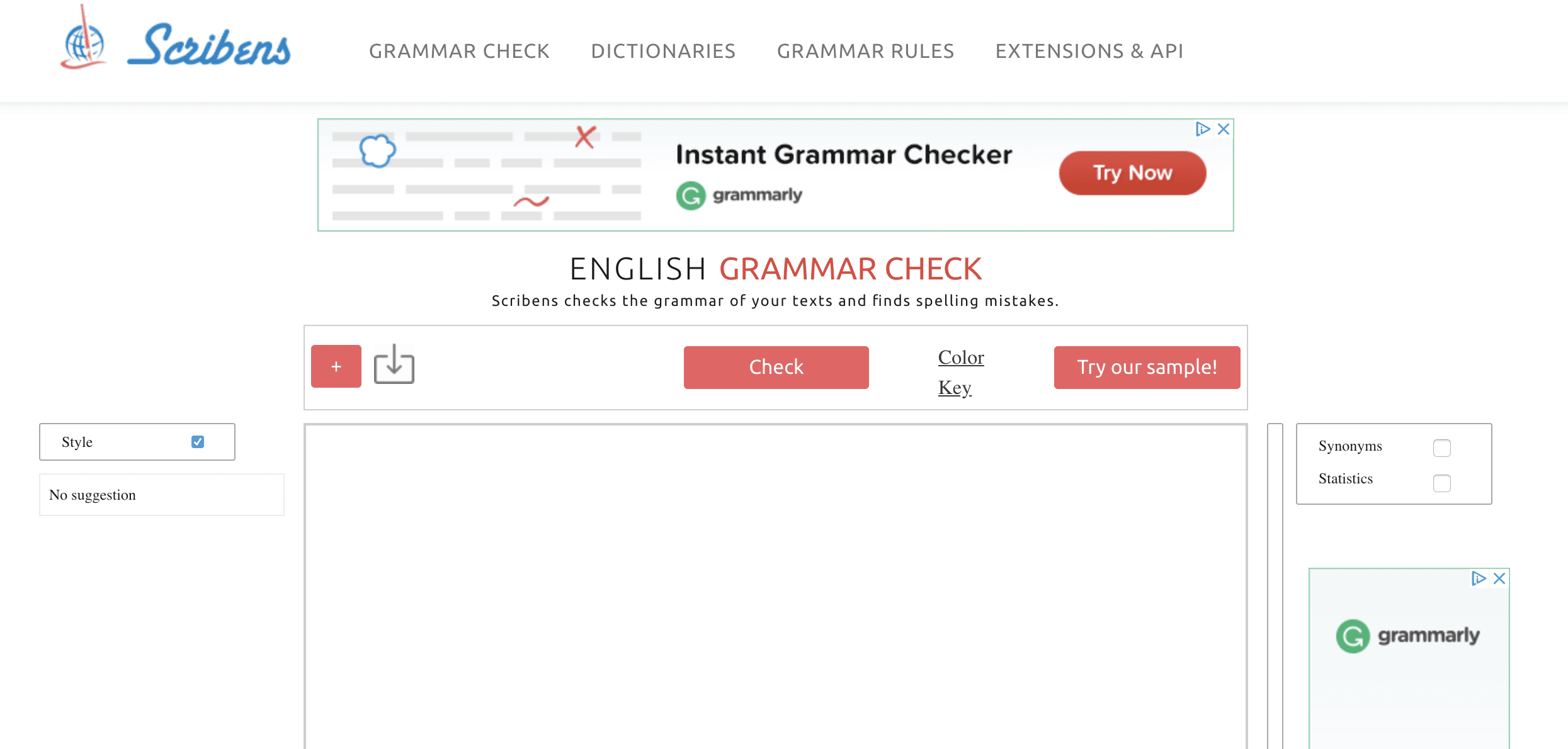 15 Best Online Grammar, Punctuation and Comma Checker Tools | Solvid