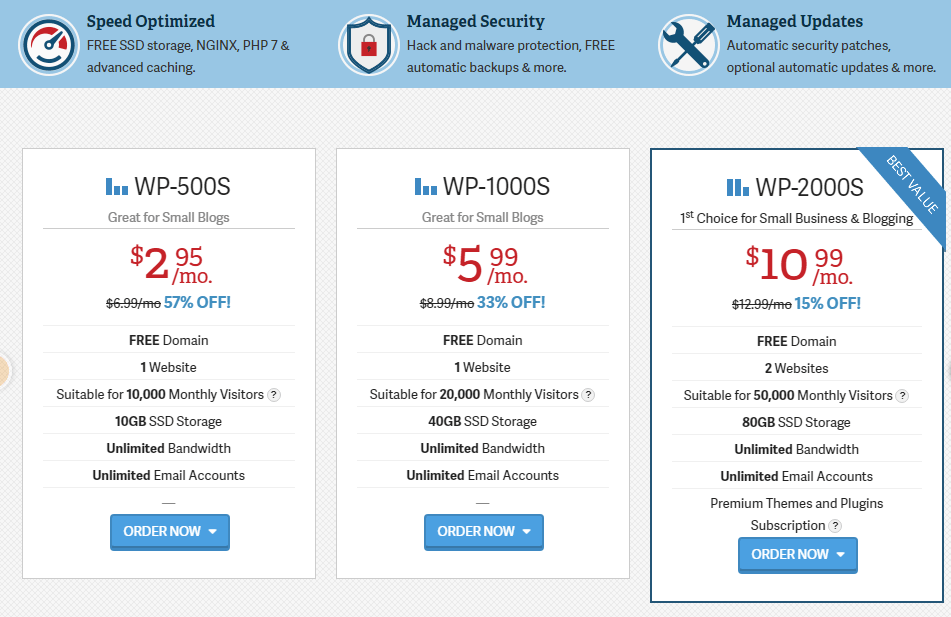 hosting-prices