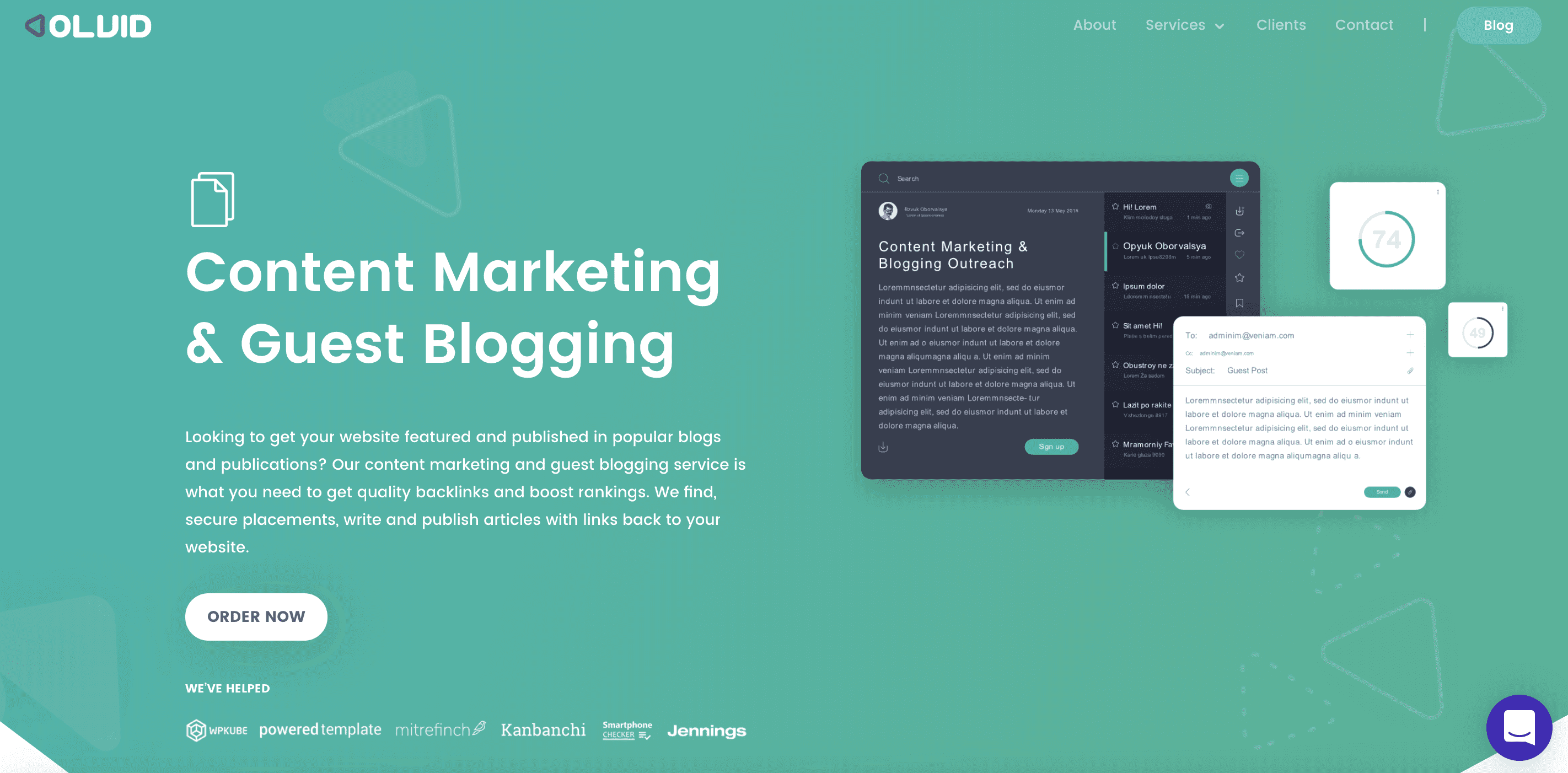 Solvid Guest Blogging