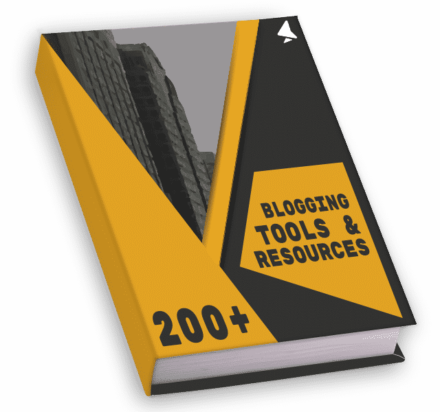 200+ Blogging Tools & Resources